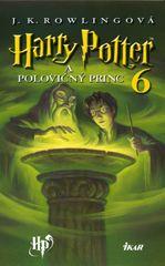 Harry Potter 6 - A polovičný princ, 2. vydanie - Joanne K. Rowlingová