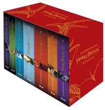 Harry Potter - sada - Joanne K. Rowlingová