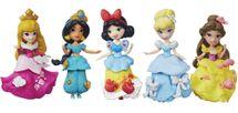 HASBRO - Disney princezná minibábika B5321 asort