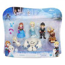 HASBRO - Frozen Mini hrací set 6 postáv z filmu