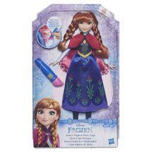 HASBRO - Frozen Bábika s vyfarbovacou sukňou (Anna alebo Elsa)