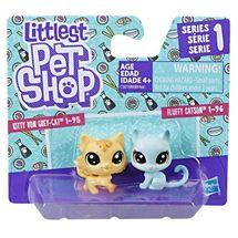 HASBRO - Littlest Pet Shop Dvě zvířátka (fall) mix