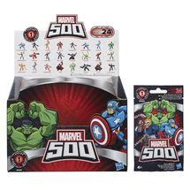 HASBRO - Marvel Mikro Hrdinovia Vo Vrecúšku Asst