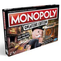 HASBRO - Monopoly  Cheaters edition SK