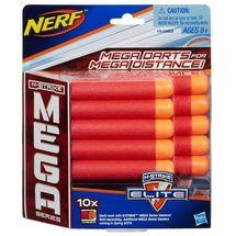 HASBRO - Nerf N-Strike Elite Mega Dart náhradné šípky A4368
