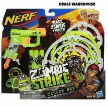 HASBRO - Nerf Zombie Sada s 3 terčmi A6636