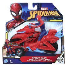 HASBRO - Spiderman Spiderman Na Motorke