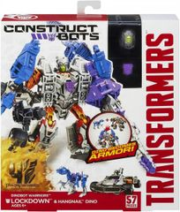 HASBRO - Transfromers 4 Construct Bots so zvieraťom A6149