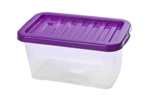 HEIDRUN - Box OUASAR s poklopom, 7 l
