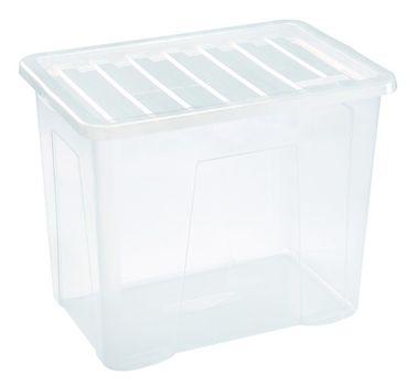 HEIDRUN - Box QUASAR s vekom (80 litrov)
