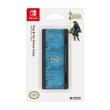 HORI - Game Card Case Pop & Go - The Legend of Zelda BOTW