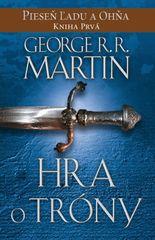 Hra o tróny- Pieseň ľadu a ohňa - kniha prvá- časť 1 - George R. R. Martin