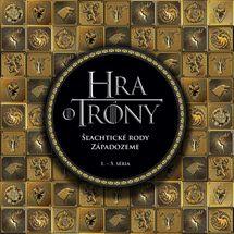 Hra o tróny. Šľachtické rody Západozeme (1. – 5. séria)