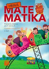 Hravá matematika 4 1.diel - Kolektív