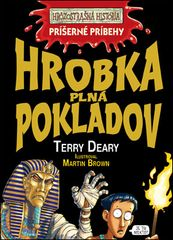 Hrobka plná pokladov - Terry Deary