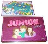 HYDRODATA - Spoločenská hra Junior párty