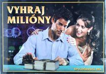 HYDRODATA - Spoločenská hra - Milionár