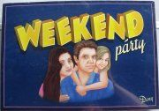HYDRODATA - Spoločenská hra Weekend Párty