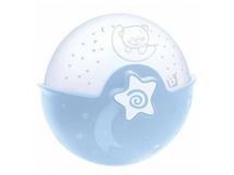 INFANTINO - Nočná lampička s projekciou modrá