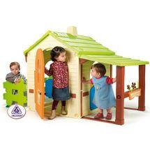 INJUSA - Detský domček Country Garden