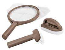INTEX - 28004 Súprava na čistenie víriviek Spa