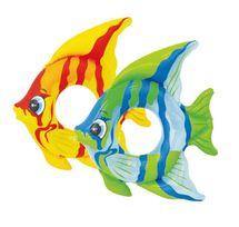 INTEX - 59219 kruh tropická ryba 94x80cm