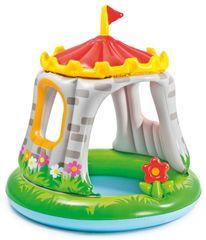 INTEX - baby nafukovací bazén Kráľovský hrad 57122