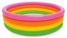 INTEX - bazén štvorfarebný 168 cm