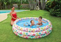 INTEX - detský nafukovací bazén 168x40cm