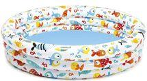 INTEX - detský nafukovací bazén Rybky 132x28cm