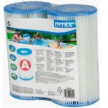INTEX - filter do filtračnej pumpy A - 2kusy 29002