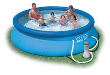 INTEX - nafukovací bazén 366x76 cm s filtračným zariadením 28132