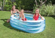 INTEX - nafukovací detský bazén Kamaráti piráti 57482