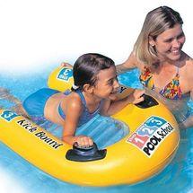 INTEX - nafukovací surf Pool School 81x76 cm, 58167