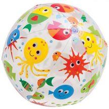 INTEX - nafukovacia lopta so vzorom 59050