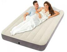INTEX - nafukovacia posteľ 64103 Deluxe Single High QUEEN