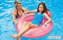 INTEX - plávacie koleso Candy Colour 102 cm, 56512