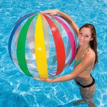 INTEX - plážová lopta Jumbo 107 cm