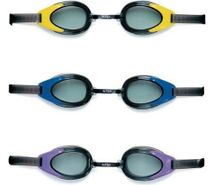 INTEX - silikonové plavecké okuliare