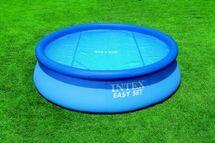 INTEX - solárna plachta okrúhla na bazén s priemerom 244 cm