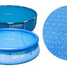 INTEX - solárna plachta okrúhla na bazén s priemerom 487 cm 29024