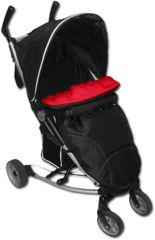 IVEMA BABY - Nánožník Golf - červený