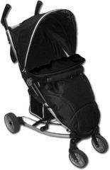 IVEMA BABY - Nánožník Golf - čierny