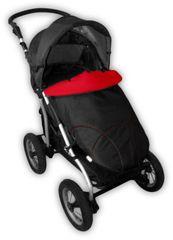 IVEMA BABY - Nánožník Maxi Sport - červený