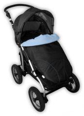 IVEMA BABY - Nánožník Maxi Sport - svetlo modrý