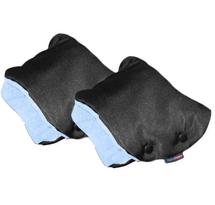 IVEMA BABY - Rukávnik na oddelené rukoväte (2 kusy) - modrý