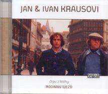 Jan a Ivan Kraus - Rodinný sjezd - CD - Jan & Ivan Kraus