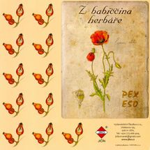 JIKO - PexesoZ babičkinho herbára