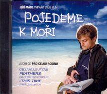 Jiří Mádl - Pojedeme k moři - CD - Jiří Mádl