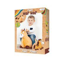 JOHN - hopsadlo poník s poťahom